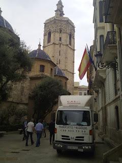 Empresa de mudanzas Valencia