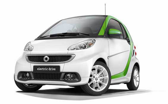 Mercedes-Benz Smart ForTwo Drive