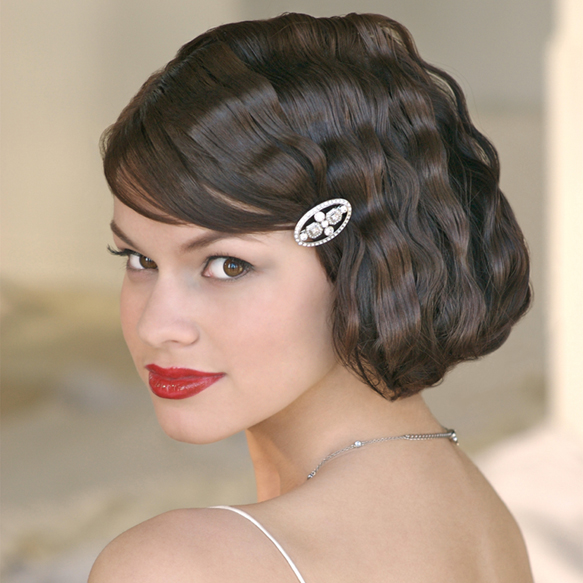 flappers hairstyles : Flapper Hairstyles - Celebrity Hairstyle Ideas for Girls
