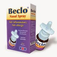 بيكلو بخاخة Beclo Spray  | للوقاية والعلاج من حساسية الأنف الموسمية والمزمنة