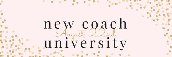 New Coach University