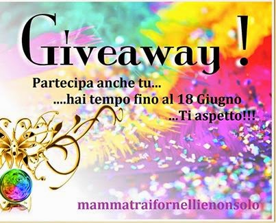 nuovo giveaway