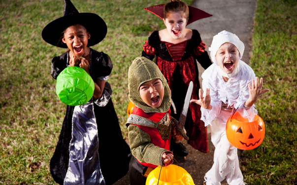 Easy Tips for a More Healthy Halloween!