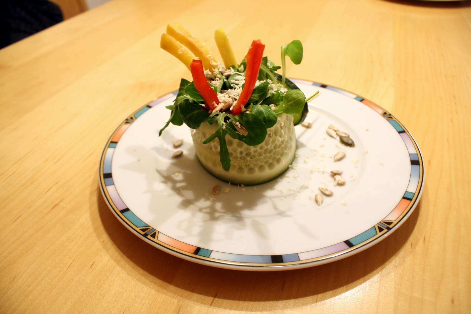 vegan for beginners nussbraten mit so e bratkartoffeln und salat. Black Bedroom Furniture Sets. Home Design Ideas