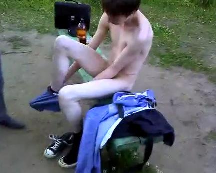 Naked Guys Streaking In Public