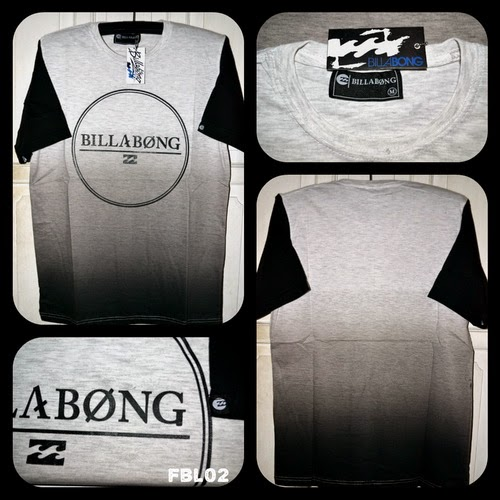 Kaos Surfing Billabong kode FBL02
