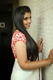 Shyamala Stills At Uttama Villain Movie Release Date Press Meet   (12).jpg