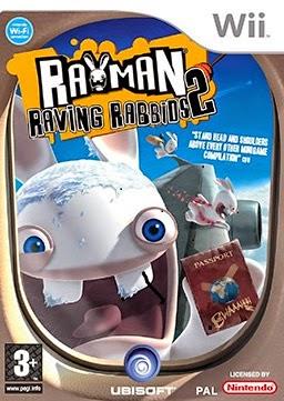 Rayman Raving Rabbids 2 Working