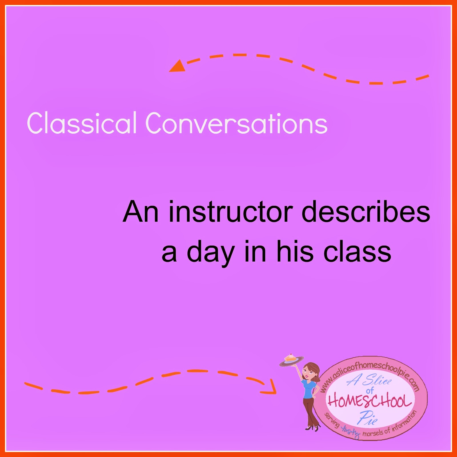 Classical Conversations - An Instructor Describes a Day in His Class #classicalconversations #homeschool