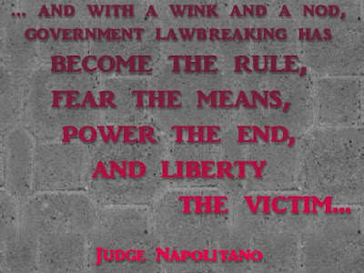 Napalitano - Liberty, the Victim