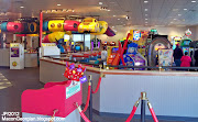 Chuck E. Cheese Pizza Party Play Room Bibb County Macon GA.