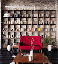 A book case space