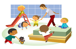 Imagenes ni os jugando para imprimir for Adaptacion jardin infantil