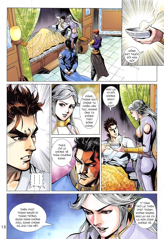 Thần Chưởng chap 24 – End Trang 13 - Mangak.info
