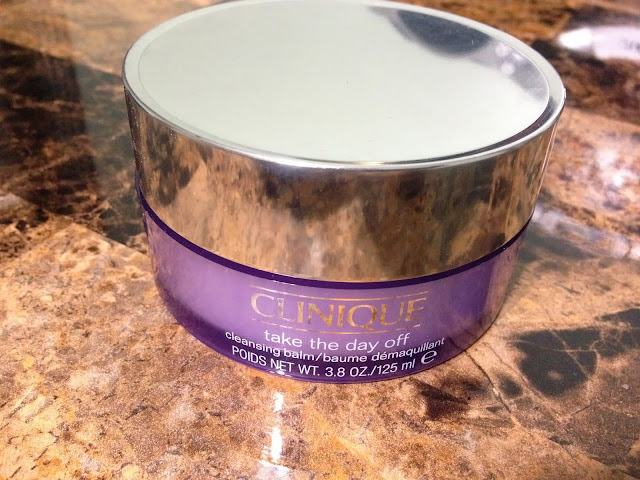 This is a picture of clinique take the day off cleansing balm