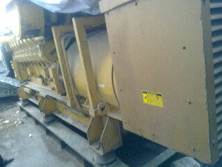 used, sale, second hand, generator, power, good, excellent