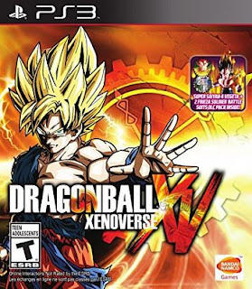 Download – Dragonball Xenoverse – PS3