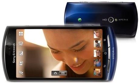 Harga Sony Ericsson Xperia Neo V Terbaru