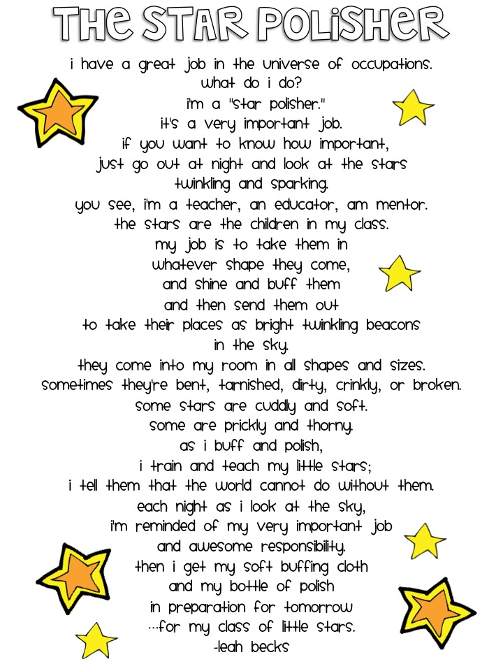 Farewell Poem To Students http://primarypunch.blogspot.com/2012/06 ...