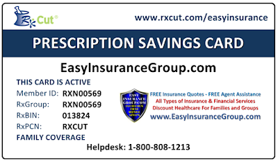 FREE Discount Rx Card - RxCut