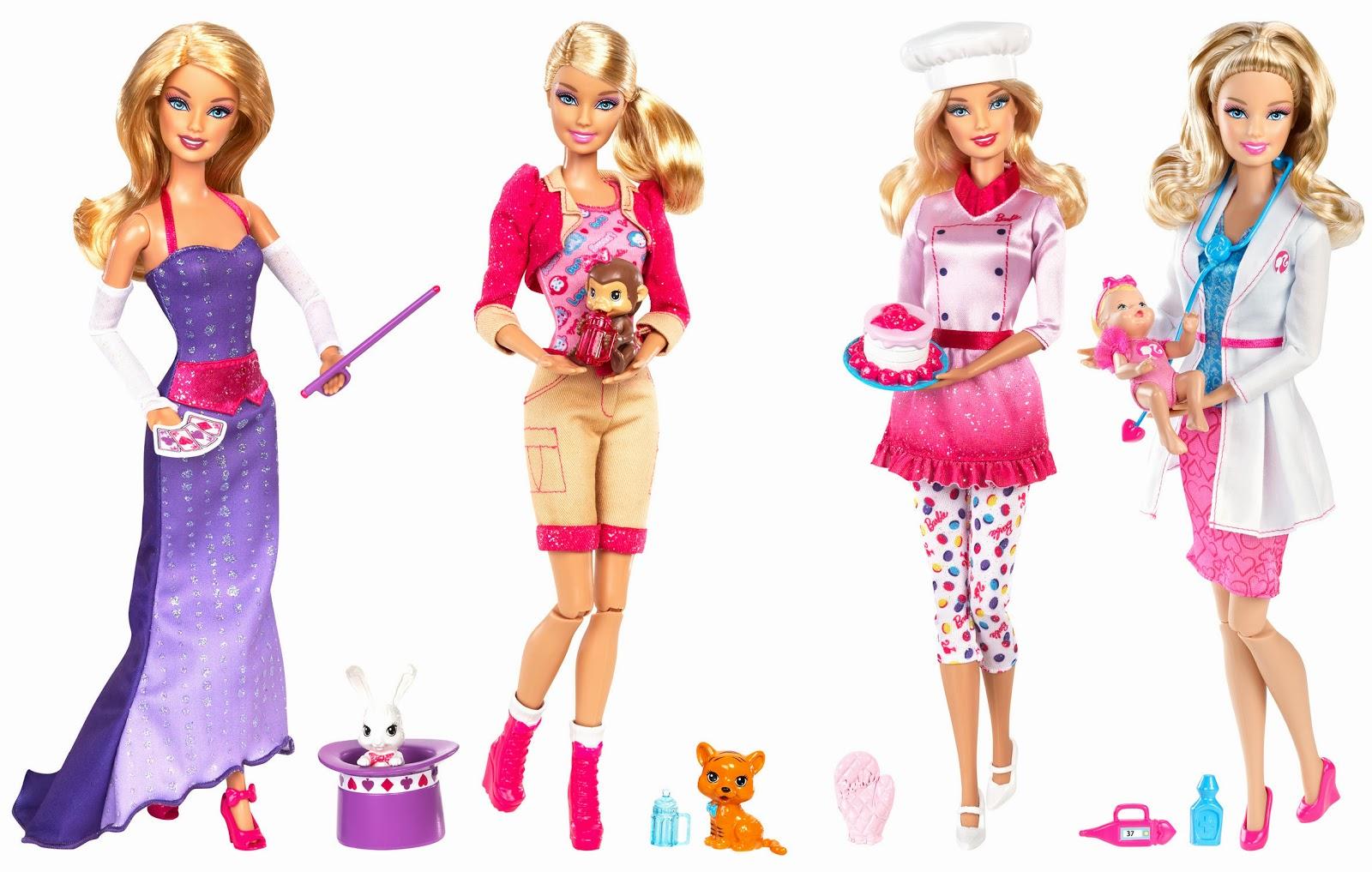 Accadde oggi il 9 marzo del 1959 debutta la famosa for Bambole barbie