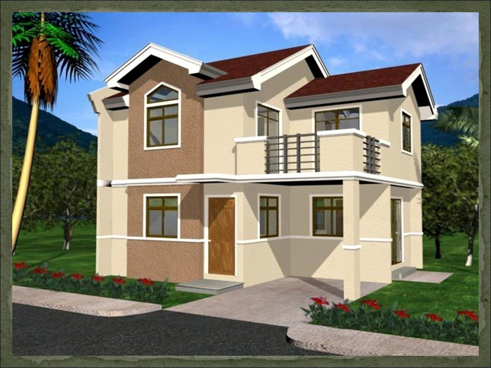 Pearl dream home designs of lb lapuz architects builders for Philippine houses design pictures