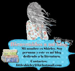 Bienvenidos a mi blog ♥