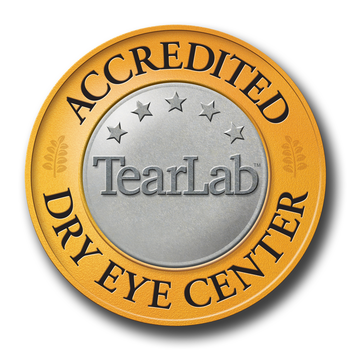 Accredited Dry Eye Center logo