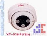 CCTV YOMIKO YC-538 White