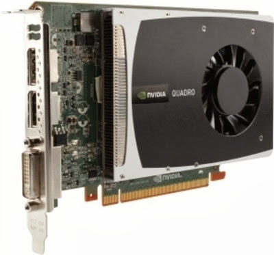 Nvidia Quadro Graphics Processing Unit(GPU)