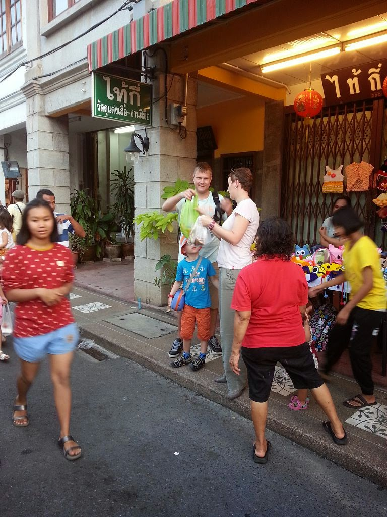 Talang Road, Phuket Town