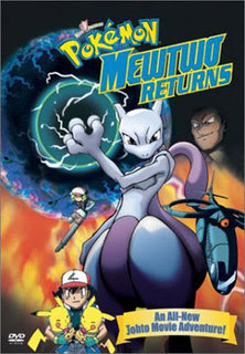 Pokemon Mewtwo Regresa (2000)