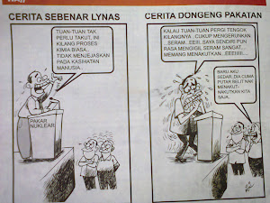 CITER DONGENG PAKATAN KITUL RAKYAT
