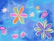 colourful cg wallpapaer