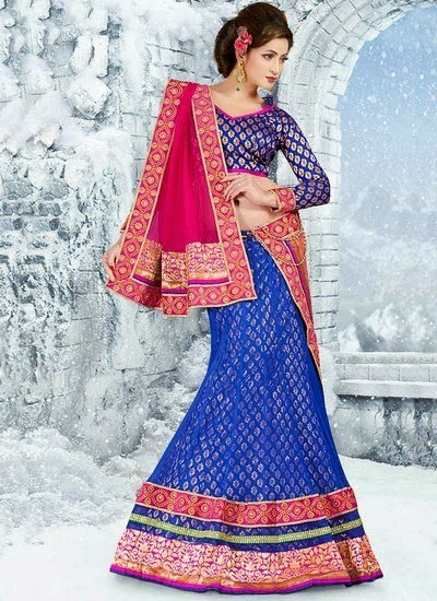 Jodha Akber Lehenga and Sherwani Collection 2014-15
