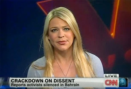 Amber Lyon Bahrain - Egypt Reports - CNN Exposed - Emmy Winning Former CNN Journalist Blows The Whistle - CNN Is Paid By Foreign And Domestic Government Agencies For Specific Content