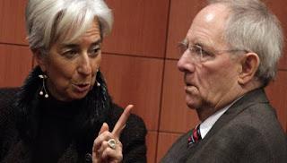 """Καταρχήν """"OK"""" από ΔΝΤ στο ελληνικό πρόγραμμα με μήνυμα στο Βερολίνο: """"Χωρίς κούρεμα χρέους συμφωνία δεν υπάρχει"""""""