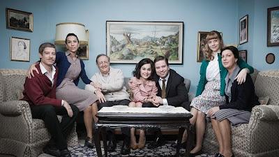 Reparto principal de la secuela en Antena 3 de Amar en tiempos revueltos