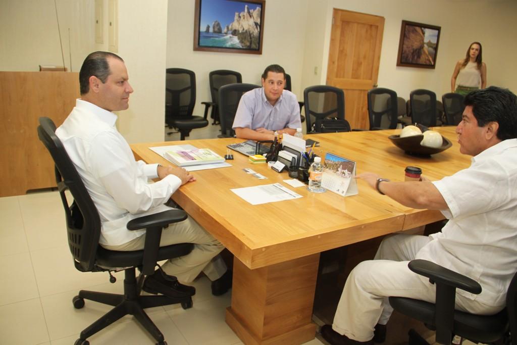 Semanario el independiente habr una oficina para la for Oficina del contribuyente