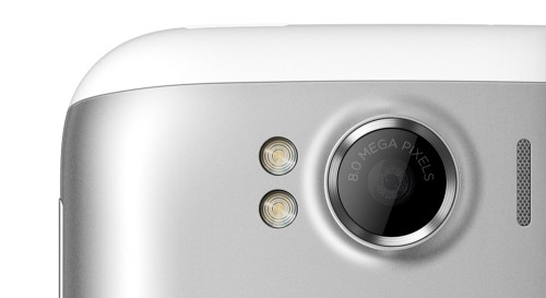 Dual LED Flash - Çift LED flaş özellikli bir telefon