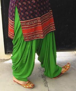 Patiala Salwar Kameez suit
