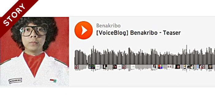 voiceblog benakribo