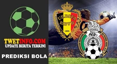 Prediksi Belgium U17 vs Mexico U17