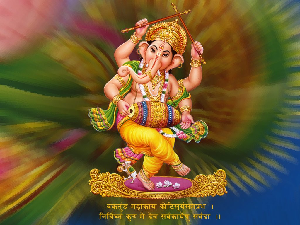 ganesh new wallpaper 2013