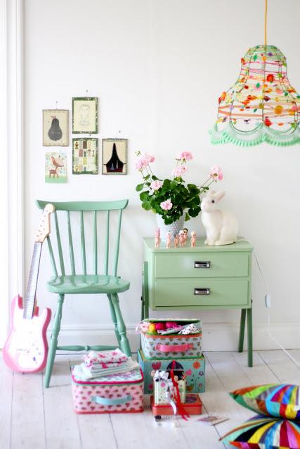 Room Designs-Creative Wedding: Wednesday- Shabby chic Cottage