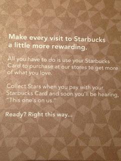 Starbucks Card - Philippines