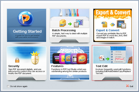 PDFCool Studio v3.84 Build 140328