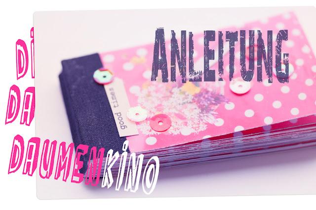 Daumenkino selbst machen - Make your own cute flip book