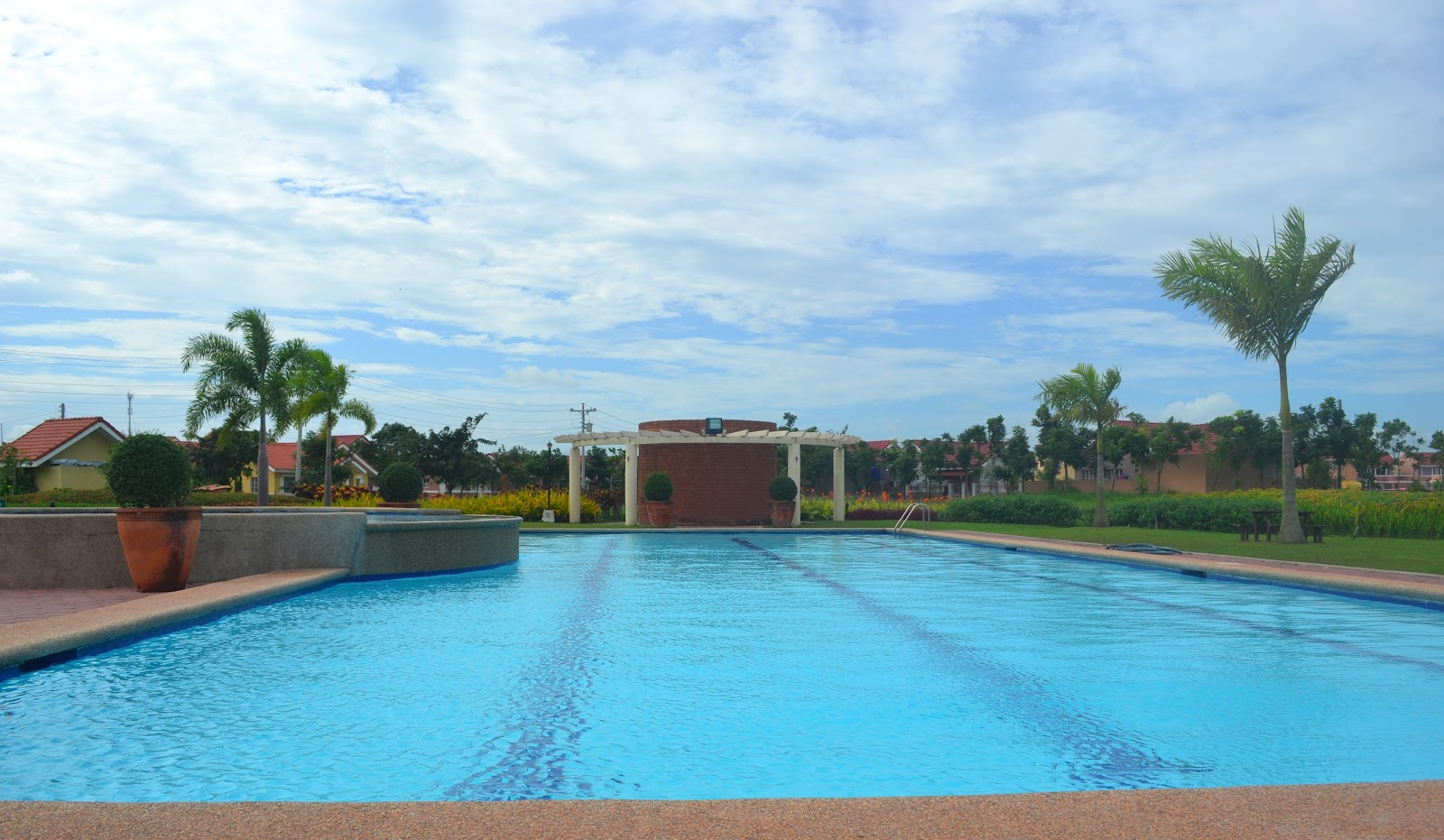 Savannah iloilo by camella homes of vista land in oton pavia and san miguel iloilo for Cost of swimming pool construction in philippines
