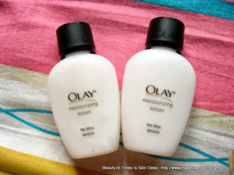 Olay Moisturizing Lotion review| Olay Moisturizing Lotion Price |Olay products in India